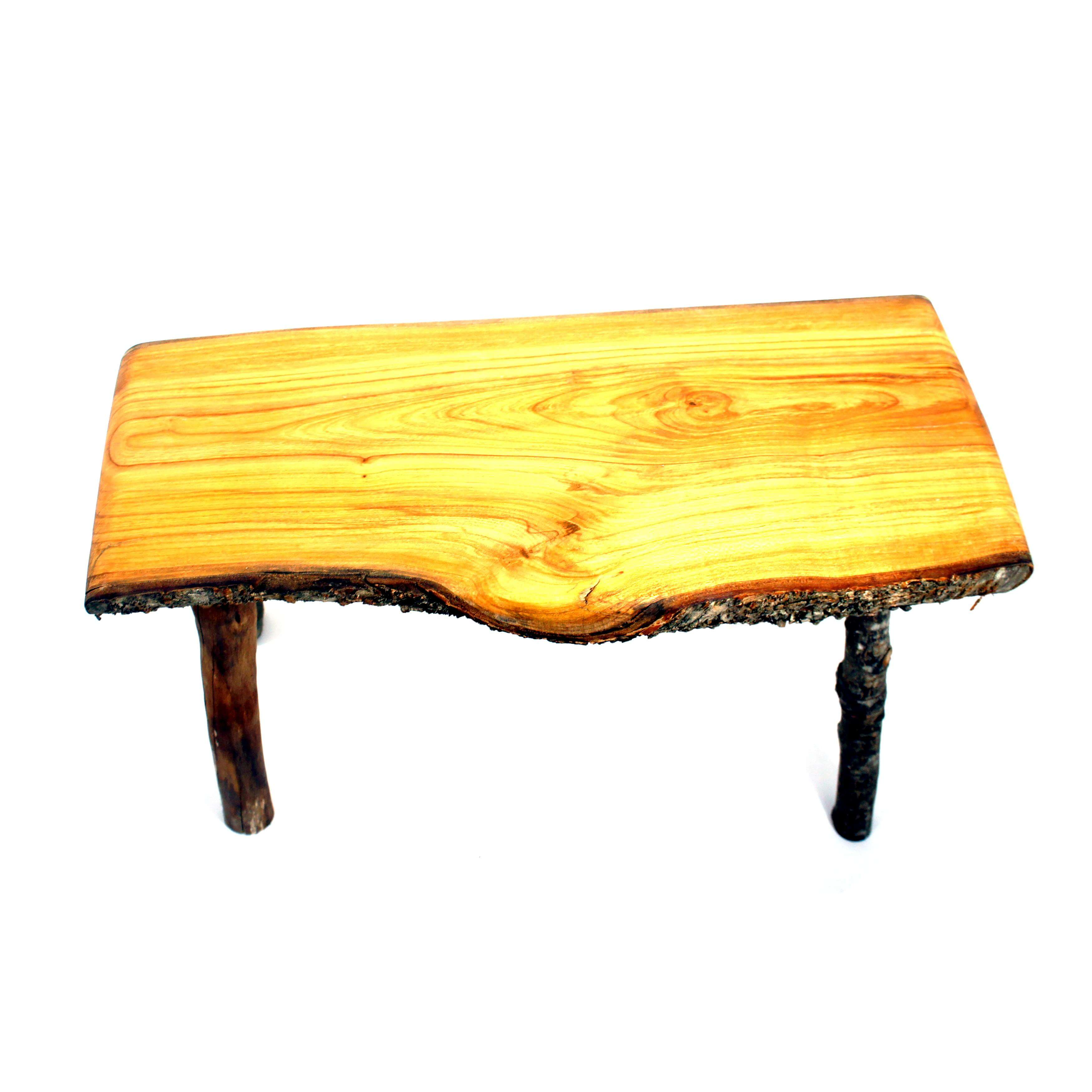 trunk holzbank exclusive holzpuristen wood en bench cherry